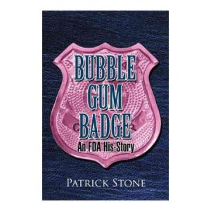 Bubble Gum Badge Book
